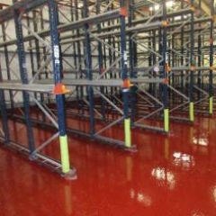 Warehouse Floor Painting Thirsk North Yorkshire