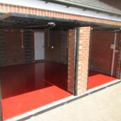 Garage Floor Painting Winlaton Gateshed Tyne and Wear
