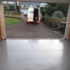 Epoxy Scratch Coat Eccleshall Sheffield South Yorkshire