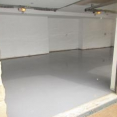 Garage Resin Floor Coatings Wetherby West Yorkshire