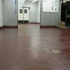 Epoxy Resin Floor Screeds North East England