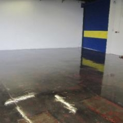 Epoxy concrete floor paints Newcastle Upon Tyne