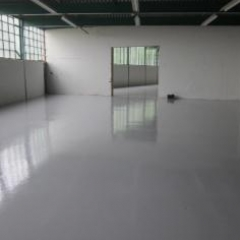 High build epoxy floor coating Sunderland Tyne and Wear