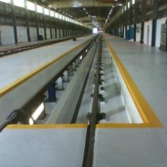 Industrial resin floor coatings North East England