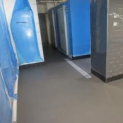 Heavy Duty Fish Shop Flooring North East England