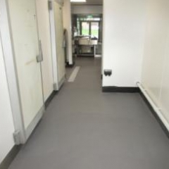 Seamless Fish Shop Flooring North East England
