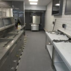 Food Grade Fish Shop Flooring North East England