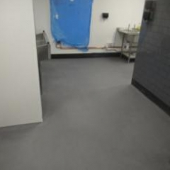 Hygienic Fish Shop Flooring North East England