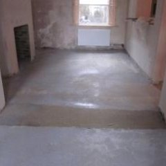 Concrete floor repair with epoxy resin mortar Newcastle