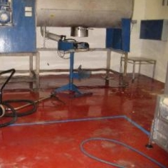 Industrial Polyurethane Floor Screed North East England