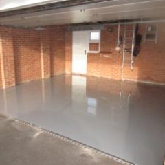 Epoxy Garage Flooring Cramlington Northumberland