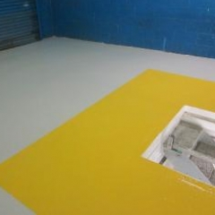 Epoxy resin floors Newcastle Upon Tyne resin flooring