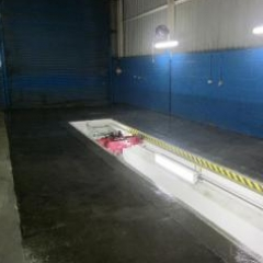 Solvent free epoxy resin floor primer County Durham