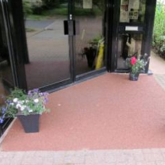 Exterior Resin Floors Sunderland North East England