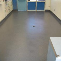 Impervious epoxy floor screeds North East England