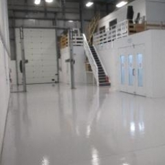 Industrial Flooring Birtley North East England