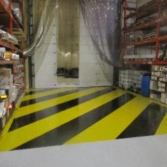 Factory Floor Painting Team Valley Gateshead