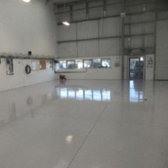 Workshop Floor Coatings North East England