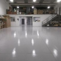 Workshop Epoxy Floor Painters North East England