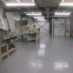 Industrial Resin Floors North East England