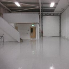 Epoxy Floor Coatings Silverlink Tyne and Wear