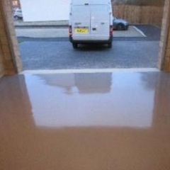 Garage Floor Screeds Newton Aycliffe County Durham