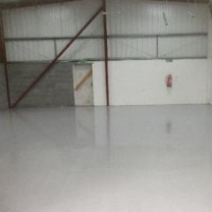 Solvent Free Epoxy Flooring North East England