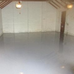 Resin Garage Flooring Wetherby West Yorkshire