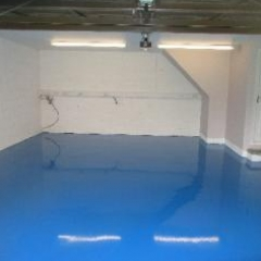 Epoxy Garage Flooring Monk Fryston North Yorkshire