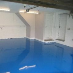 High Gloss Garage Flooring Monk Fryston North Yorkshire