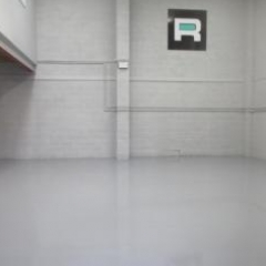 Commercial Garage Flooring Harrogate North Yorkshire