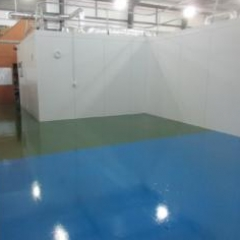 Laboratory Epoxy Flooring Sunderland North East England