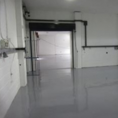 Warehouse Floor Painting North East England