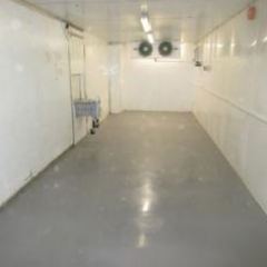 Food Grade Refridgerator Flooring North East England