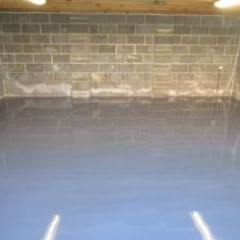 Epoxy Garage Flooring Ingleby Arncliffe North Yorkshire