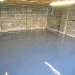 Epoxy Garage Floor Coatings North Yorkshire