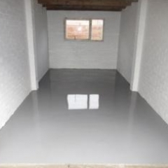 Epoxy Garage Flooring Woodthorpe York North Yorkshire
