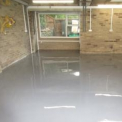 Epoxy Garage Flooring Bradbury County Durham