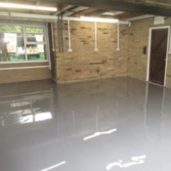 Resin Flooring Bradbury County Durham Northern England