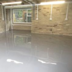 Domestic Garage Flooring Bradbury County Durham