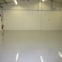Garage Floor Painters Cramlington Northumberland