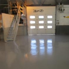 Garage Workshop Floor Painters Selby North Yorkshire