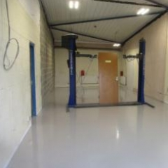 Epoxy Resin Flooring South Church County Durham