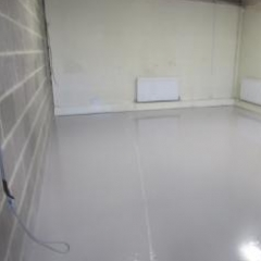 Garage Workshop Floor Coatings Bishop Auckland