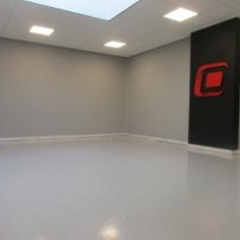 Seamless Resin Photo Booth Flooring North East England