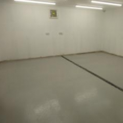 Hygienic Resin Floor Screeds North East England