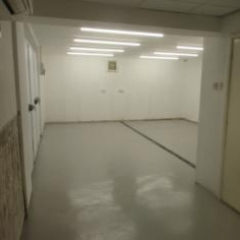 Polyurethane Mortuary Flooring North East England