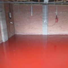 Garage Floor Coatings Whitley Bay Tyne and Wear