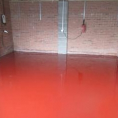 Epoxy Garage Flooring Whitley Bay Tyne and Wear