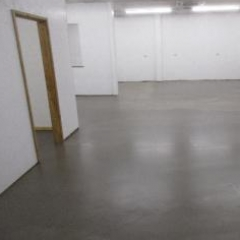 Industrial Factory Flooring Thornaby North East England